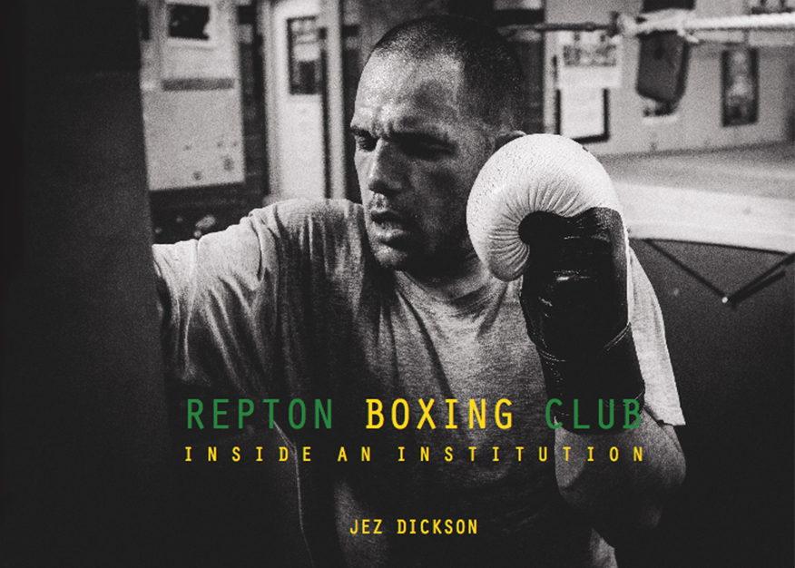 repton boxing club book